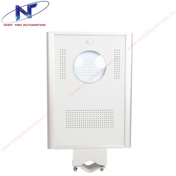 Đèn Đường LED Năng Lượng Mặt Trời NP-AOS 8W
