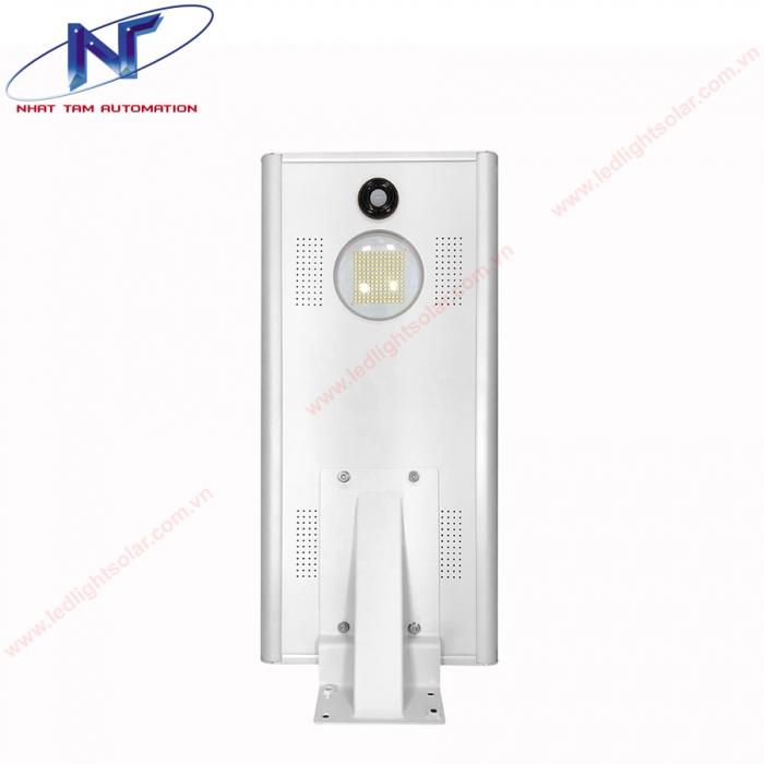 Đèn LED Năng Lượng Mặt Trời Chiếu Sáng Đường Đi NP-AOS 15W Liền Thể