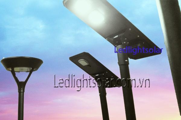 Ba sản phẩm đèn năng lượng mặt trời của Nhất Tâm