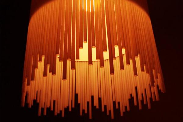 Đèn ống nhựa