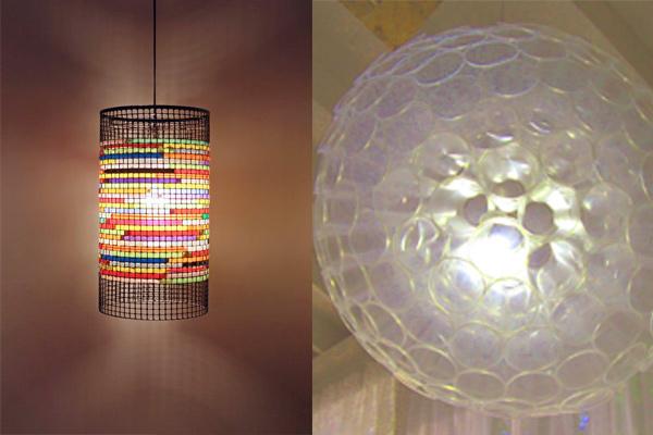 Đèn handmade