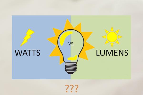 Quang thông là gì? Những lưu ý cần phải nắm rõ khi chọn đèn