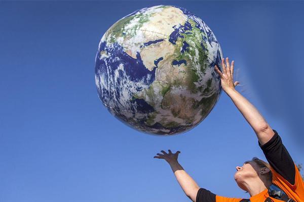Hãy bảo vệ trái đất của chúng ta