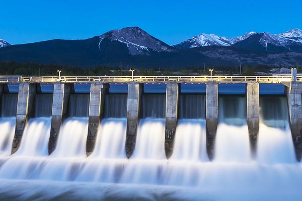 Đập thủy điện