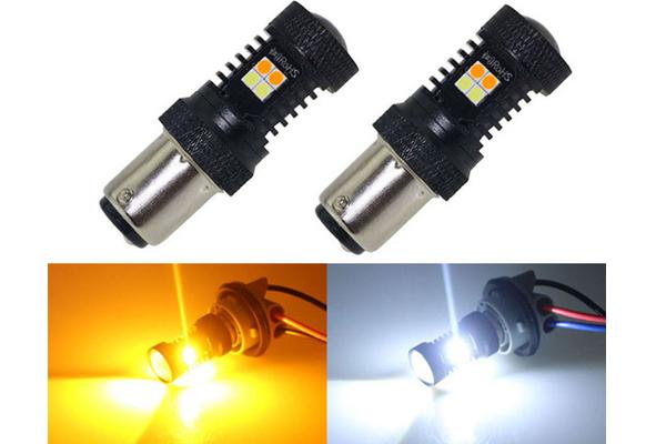 Ví dụ về đèn led dual